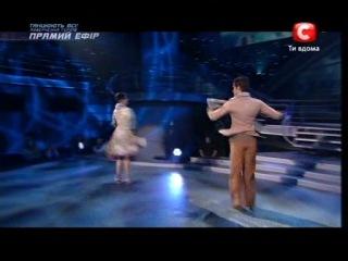 Танцуют Всi - Возвращение героев - Фокстрот - Женя и Наташа