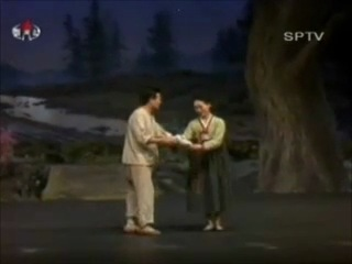 Ким Вон Гюн - «Море крови», опера в семи действиях