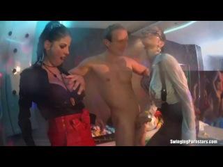 Kitty Jane, Alyssia Loop - Wet and Wild Swingers Part 5 - Shower Cam (2013-10-02) [2013 г., Blouses, Lesbian Sex, Orgy Sex, Party Sex, Public Sex, Wetlook]