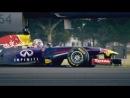 F1 Car vs FA-18 Hornet Red Bulls Daniel Ricciardo Feels The Force Infiniti Red Bull Racing