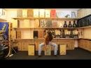 Анна Жулёва в магазине Бумбокс