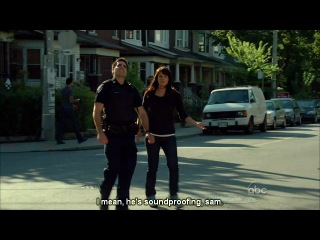 TV SERIEs - ROOKIE BLUE - 3x01 - The First Day of the Rest of Your Life (ABC Network, CANADA, 2012)