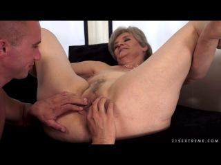 21Sextreme: Fuck The Granny (mature, MILF, BBW, мамки - порно со
