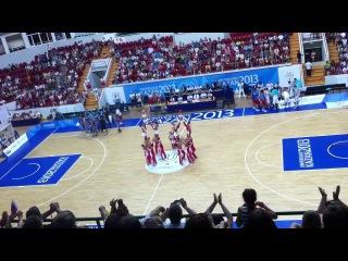 Kazan2013 Universiada2013 БаскетХолл