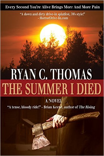 The Summer I Died (The Roger Huntington Saga #1)