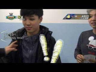 [BACKSTAGE] 140315 BTS @ MBC Music Show Champion