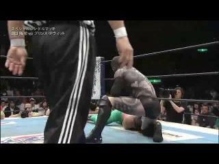 #My1 Prince Devitt vs. Ryusuke Taguchi - NJPW Invasion Attack