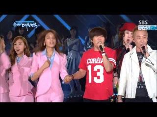 [PERFORMANCE] 140607 GOT7 @ Dream Concert ending