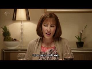 Обед в пятницу вечером Friday Night Dinner 3 сезон 3 серия Английские субтитры 2014 год HD