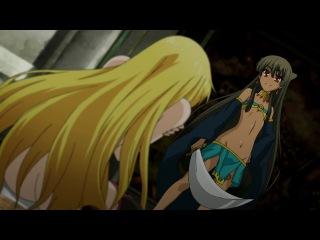 Метка драконьего всадника / Seikoku no Dragonar - 6 серия Симбад & Holly