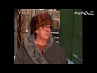 Бабуля нереально отожгла