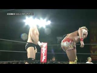 [#My1] Karl Anderson vs. Kazuchika Okada