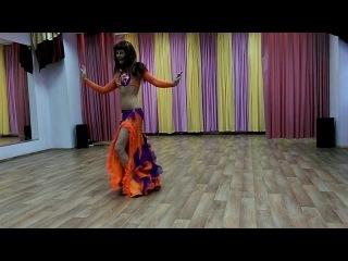 Восточная САЛЬСА Кузнецова Татьяна постановка Кристины Гумаровой