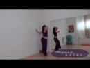 Belly Dance Fundamentals Hip Drop for Maqsoum and Masmoudi