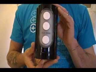 TENGA FLIP HOLE BLACK EDITION REVIEW BY : TRIPLE X BRANDED REVIEWS