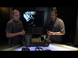 Call of Duty: Black Ops 2-  Распаковка коллекционного издания