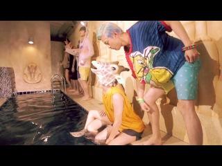 [MV] Crispi Crunch - MENBOONG TIME (feat. yung-mi Anh)