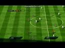 FIFA 11 BARSA vs. REAL MADRID - 1 тайм от mixanpa