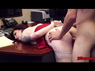 2 amber ivy - my anal intern anal sex