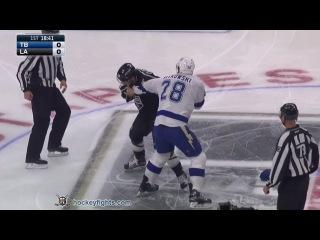 Luke Witkowski vs Kyle Clifford Jan 16, 2017