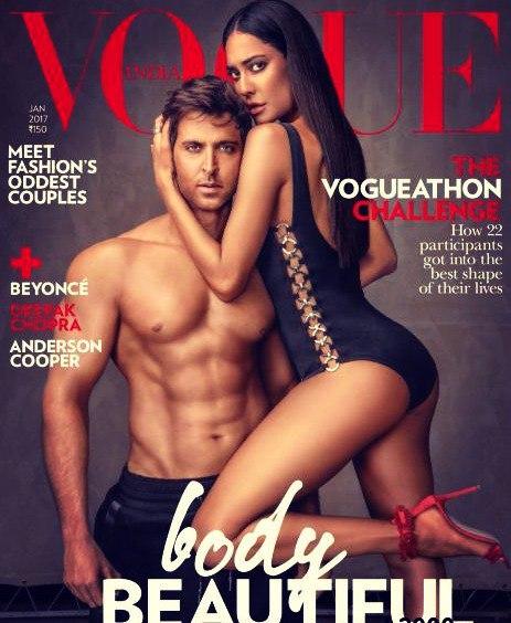 Vogue India january 2017