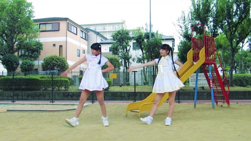 宮丸くるみ・愛乃きらら ロマンちっくブレイカー 踊ってみた ch2621684 so29956585