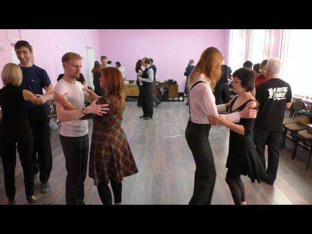 Музыкальность ритм и фразировка мастер класс по аргентинскому танго Дмитрия Антонюка в Смоленске