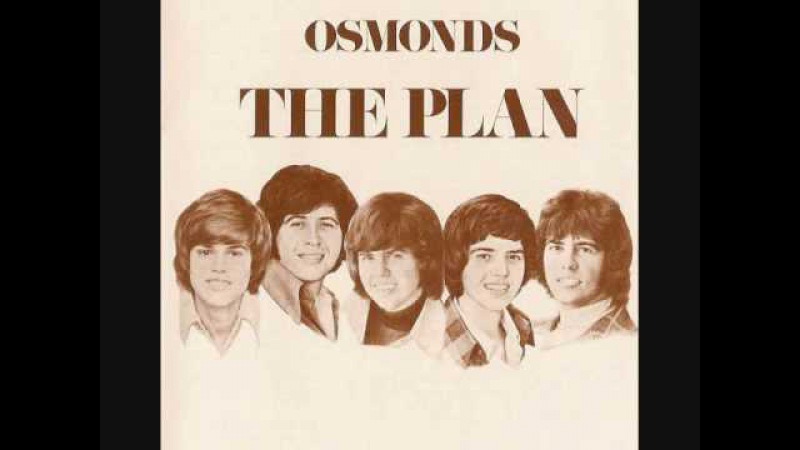 THE OSMONDS~IT'S ALRIGHT