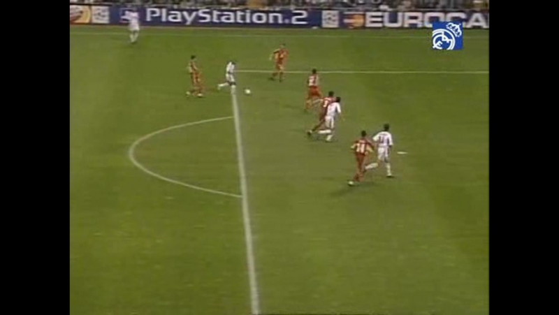 232 CL-20002001 Real Madrid - Galatasaray 30 (18.04.2001) HL