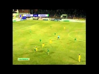 Odil Ahmedov (25) vs FC Kuban Krasnodar