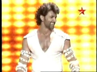 Hrithik roshan and Ankan perform in Just Dance Grand Finale