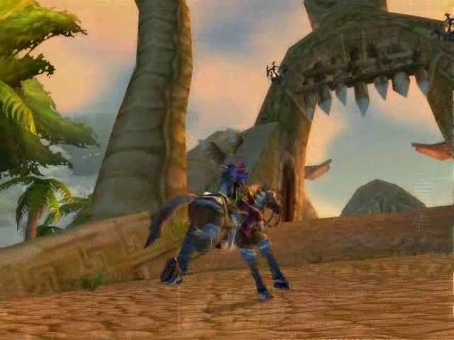 Oldschool World of Warcrft Fury warrior PVP ( Vanilla 2006)