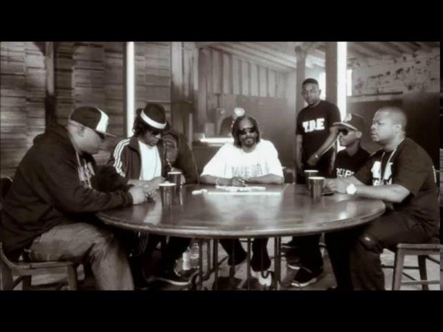 Snoop Dogg , Kendrick Lamar , Xzibit , Kurupt , E-40 , DJ Quik - West Coast Cypher