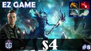 S4 - Leshrac MID   EZ GAME   Dota 2 Pro MMR Gameplay 8