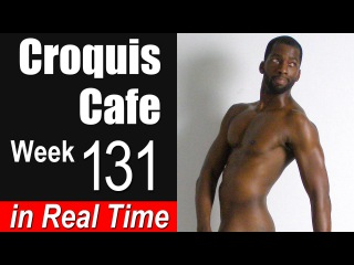 Croquis Cafe: The Artist Model Resource, Week #131