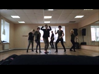 U-KISS - She's Mine (cover by Tough Cookies)