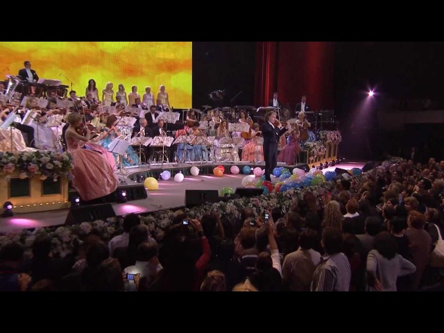 La Paloma (Live in Mexico) - André Rieu