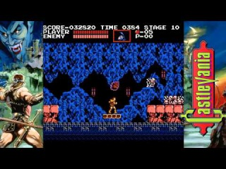 NES приключения - Castlevania