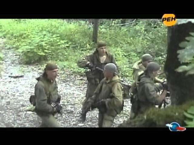 Чечня. На безымянной высоте