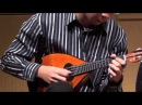 Ryo Aoyama plays Milanesi kaufman The 8th Osaka International Mandolin Festival