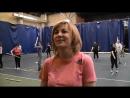 Гимнастика Спираль Интервью занимающихся Москва 2014 г