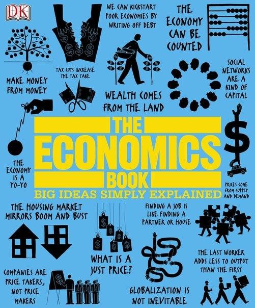 Economics Book Big Ideas Simply Explained The