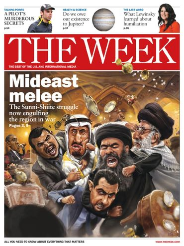 The Week - April 10, 2015  USA