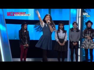 Kpop star 3lee chae yeon lee chae ryeong [cut | dance]