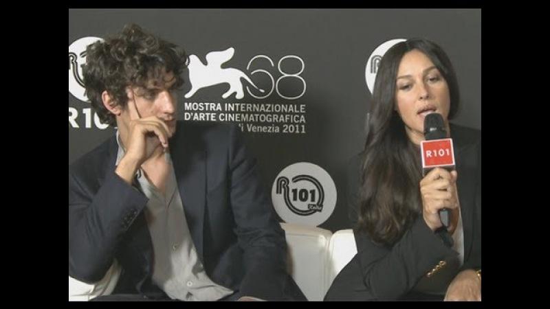 R101 intervista in esclusiva Monica Bellucci e il cast del film Un Ete Brulant