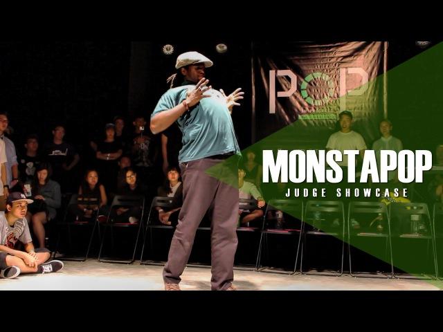 Monstapop (Canada) | Judge Showcase | Pop In Progress 2015: Grand Finals | RPProductions