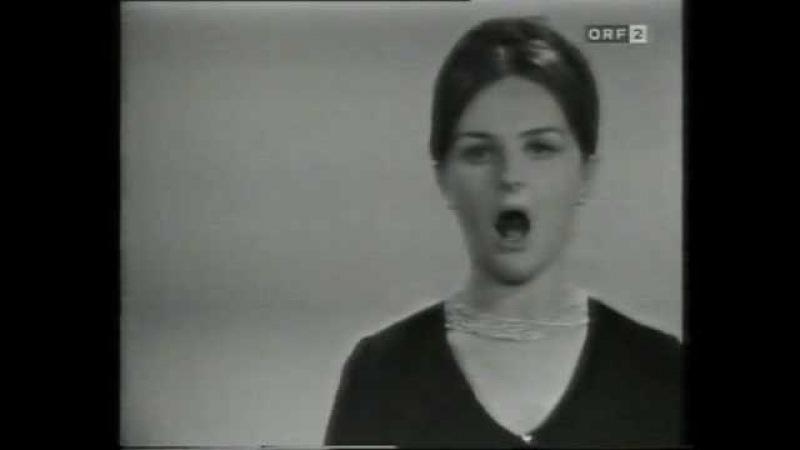 Edita Gruberova 1971 - Zauberflöte Der Hölle Rache kocht in meinem Herzen