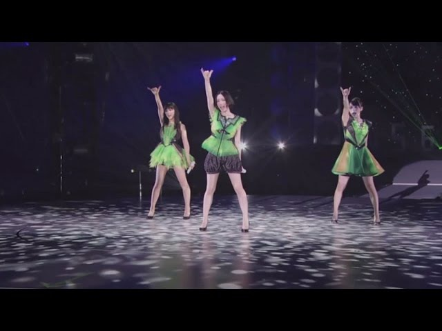 Perfume 「パーフェクトスター・パーフェクトスタイル」 from LIVE Blu-ray/DVD