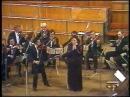 Vladimir Spivakov and Tamara Sinyavskaya Erbarme dich Bach Matthaus Passion