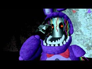 [SFM FNAF2] Toy Bonnie Meets Withered Bonnie